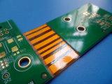Tarjeta rígida del PWB de la flexión 4 capas con oro de la inmersión