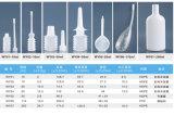 bottiglia di plastica rotonda dell'HDPE del coperchio a vite 300ml per le lozioni d'attualità, prodotti chimici, imballaggio liquido orale