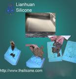 De silicona RTV-2 el yeso para Animales Arte Artesanías Fabricación de Moldes vertiendo