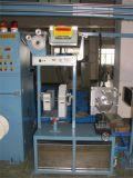 고품질 테플론 전화선 밀어남 기계 선 압출기 생산 라인 압출기