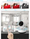 Dos vías de intercomunicación inalámbrica de audio Hogar Inteligente cámara IP