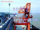 L'ensachage navire Laoder ciment goulotte en spirale d'engrais chimiques chargeur de navires chargeur de navires en continu