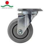 Roulettes pour charges moyennes de PVC rigide