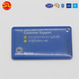 ISO 14443UMA COR Smart Hotel Key Card