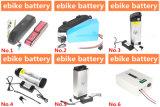 18650 12V 72ah Lithium-Ionenbatterie-Satz für Sonnenenergie-Batterie