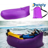 Sac de couchage de l'air gonflable pour le Beach Camping Randonnée avec sac de transport
