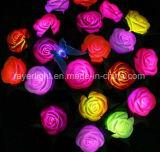 12V力のチューリップランプの花の芝生ライト