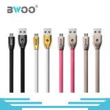 cabo de dados ultra micro USB coloridos para telemóvel