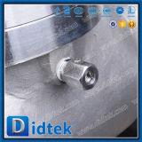 Robinet à tournant sphérique à haute pression d'entrée de Didtek Ck3vcun premier