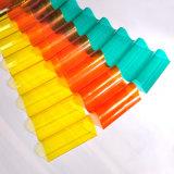 최신 판매 제조 중국 가격 공간 물결 모양 색깔 입히는 루핑 장