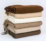 فائقة ليّنة جلّيّة يصبغ قطريّة صوف غطاء قطريّة صوف غطاء