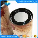カスタム堅いボール紙の円形の管のワインのギフト用の箱