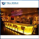 Club de vinos comercial moderna cafetería Pub Contador muebles