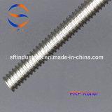 rouleau en aluminium de la longueur FRP de 150mm