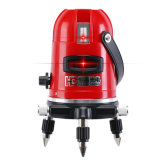 2V1h 3 Lines Red Beam Laser Land Rotary drill Level