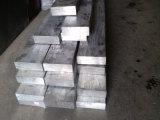 Flacher Aluminiumstab 5A06 H112