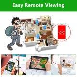 720p appareil-photo sec de réseau IP de WiFi sans fil de degré de sécurité à la maison de la télévision en circuit fermé HD Panornamic 3D Vr