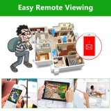 720p HD CCTV Panornamic 3D-Vr домашней безопасности Wireless WiFi Smart Сетевая IP-камера