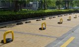 Bloqueo alejado de la barrera de la posición del estacionamiento con el sistema alarmante