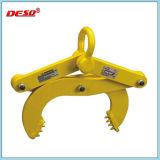 Braçadeira de levantamento de aço resistente da pálete da braçadeira do trilho