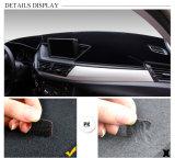Tapete de painel de bordo Car Dashmat tampa da placa do painel de instrumentos adequados para a Volkswagen Phaeton 2001-2016