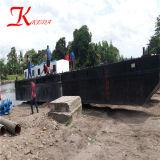 Une capacité adéquate de sable de sable d'aspiration de la faucheuse drague/l'équipement minier