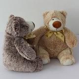 Brinquedo Huggable gordo distorcido enchido do urso