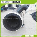 Tubo dell'HDPE per i tubi ed i montaggi di plastica dell'infrastruttura del rifornimento idrico con le varie dimensioni