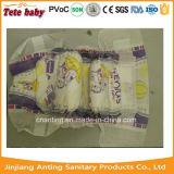 Mimos Fraldas para bebés descartáveis Fraldas para bebés descartáveis econômico para a África do fabricante das fraldas para bebés de Mercado
