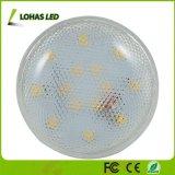 高い発電R63 E27 LEDの球根10Wは白い陶磁器の球根LEDの反射鏡の電球を暖める