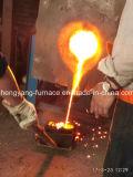 Плавильная печь для утюга Coreless медь латунь алюминий сталь