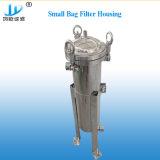 Boîtier de filtre à cartouche en acier inoxydable avec la pompe
