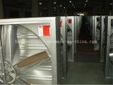 Déflecteur industriel de ventilateur d'extraction de volaille de serre chaude de ventilateur d'aération
