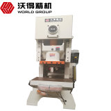 125t hidráulico; Máquina Jh21 da imprensa de potência da placa de metal da estaca do perfurador