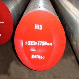 1.2080/D3/SKD1/Cr12 morrem a barra lisa de aço do molde
