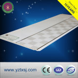プラスチックによって薄板にされるPVC天井の反火のパネル