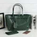 100%の本革のショッピング戦闘状況表示板のハンドバッグの卸売価格は袋に入れる(LTE-011)