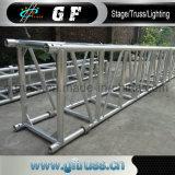 Utilisé l'aluminium Truss 290mm*290mm truss mobile en aluminium de plein air
