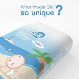 Softcareの使い捨て可能な赤ん坊のおむつの製造者のタイの極度の製品