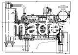 발전기 세트 /Genset 의 엔진 힘을%s 디젤 엔진