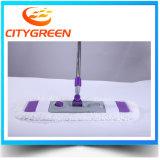 Lavette facile d'outil à la maison superbe, lavette de nettoyage d'étage, lavette colorée de rotation plate