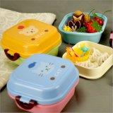 Doos van de Lunch Bento van de Container van het voedsel de Plastic voor Kind 20003