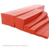 10x30мм силиконового каучука прямоугольного сечения профилей