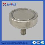 Pot Base ronde magnétique titulaire tr/min-C