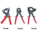 La herramienta Mano Cortacables de trinquete HS-325A