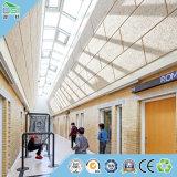 El panel acústico del Pared-Panel Formaldehído-Libre del material de construcción