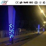 도로 빛 3m 15W 정원 태양 LED 가벼운 옥외