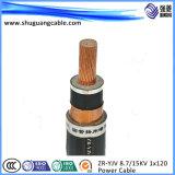 Cavo impermeabile XLPE del cavo elettrico del cavo elettrico
