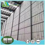 조립식 집 또는 조립식 가옥 건물을%s 경량 조립식 물자 EPS 시멘트 샌드위치 위원회