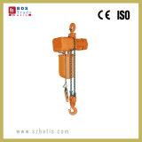 Einzelne Geschwindigkeits-elektrische Kettenhebevorrichtung mit Arbeitsgrad M5